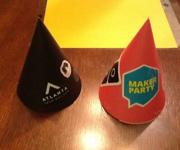 Make Your Own DIY Party Hats for a Birthday or Special Occasion Using Silhouette Portrait