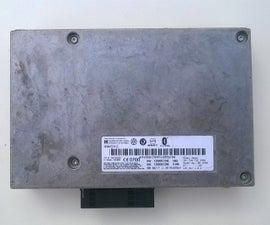VW AG 9w3 Bluetooth Module Repair