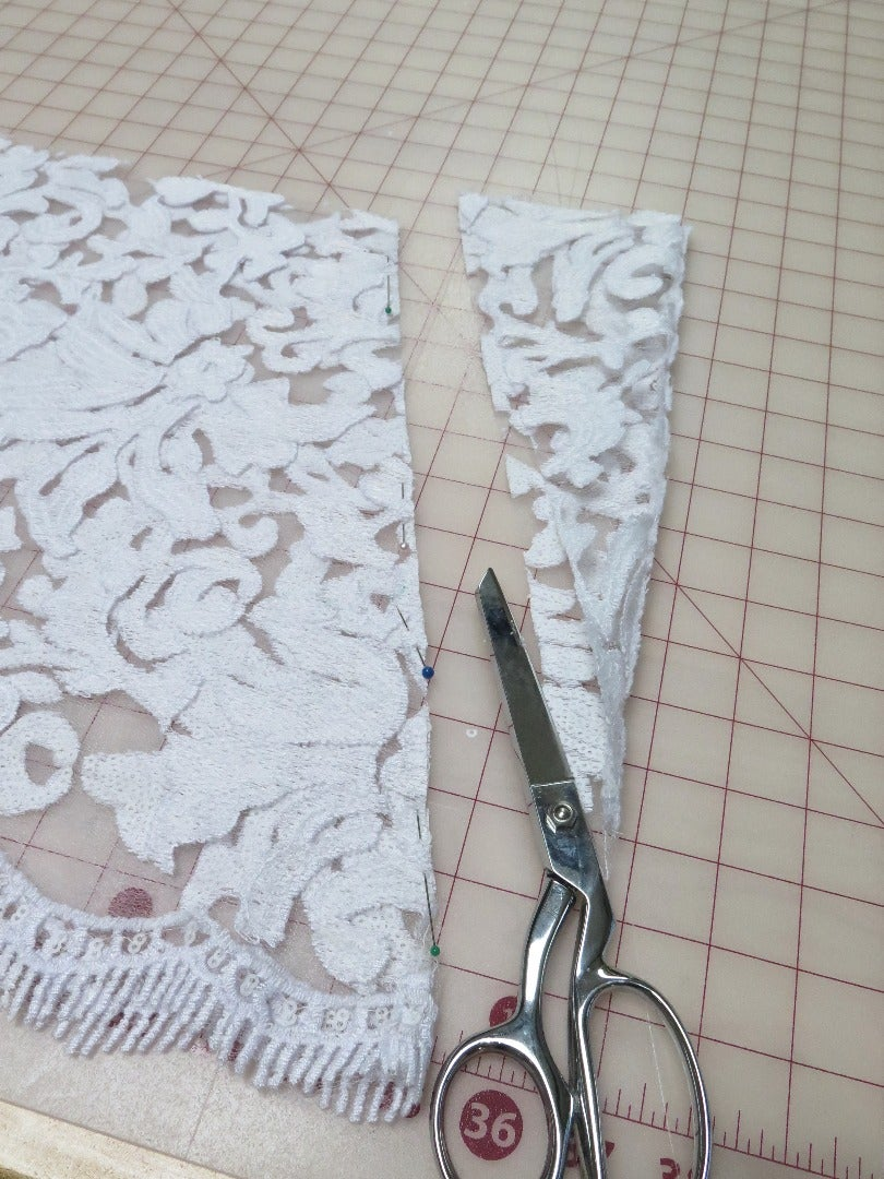 Make the Lace Layer