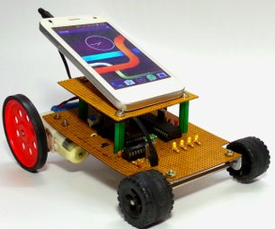 How to Make Mobile Controlled Car