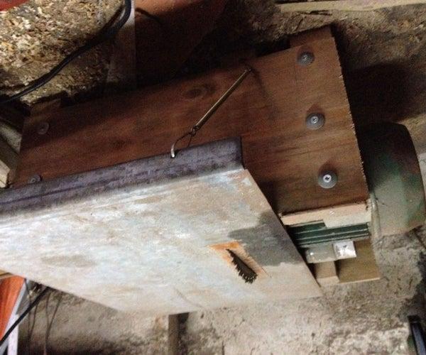 Portable Circular Bench