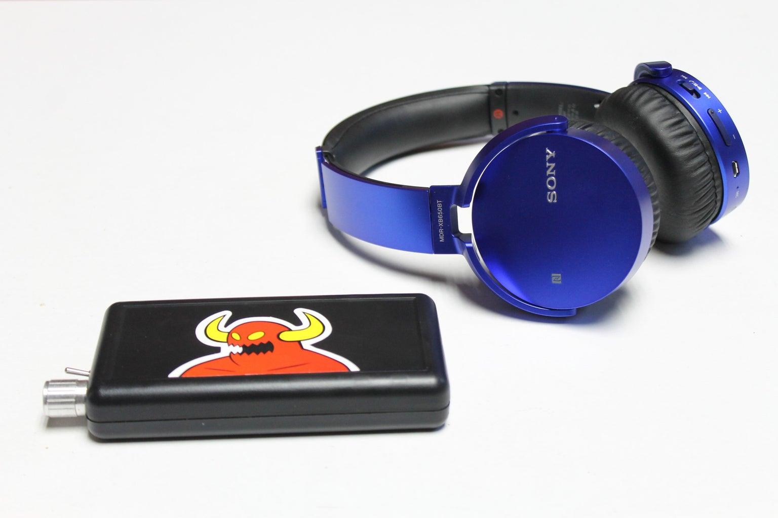 Make Your Own Headphone Amp V1