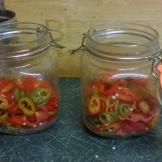 Candied Jalapenos Recipe   How to Make Cowboy Candy   White Thunder BBQ
