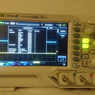How to Hack & Upgrade a Rigol DS1054Z Digital Oscilloscope