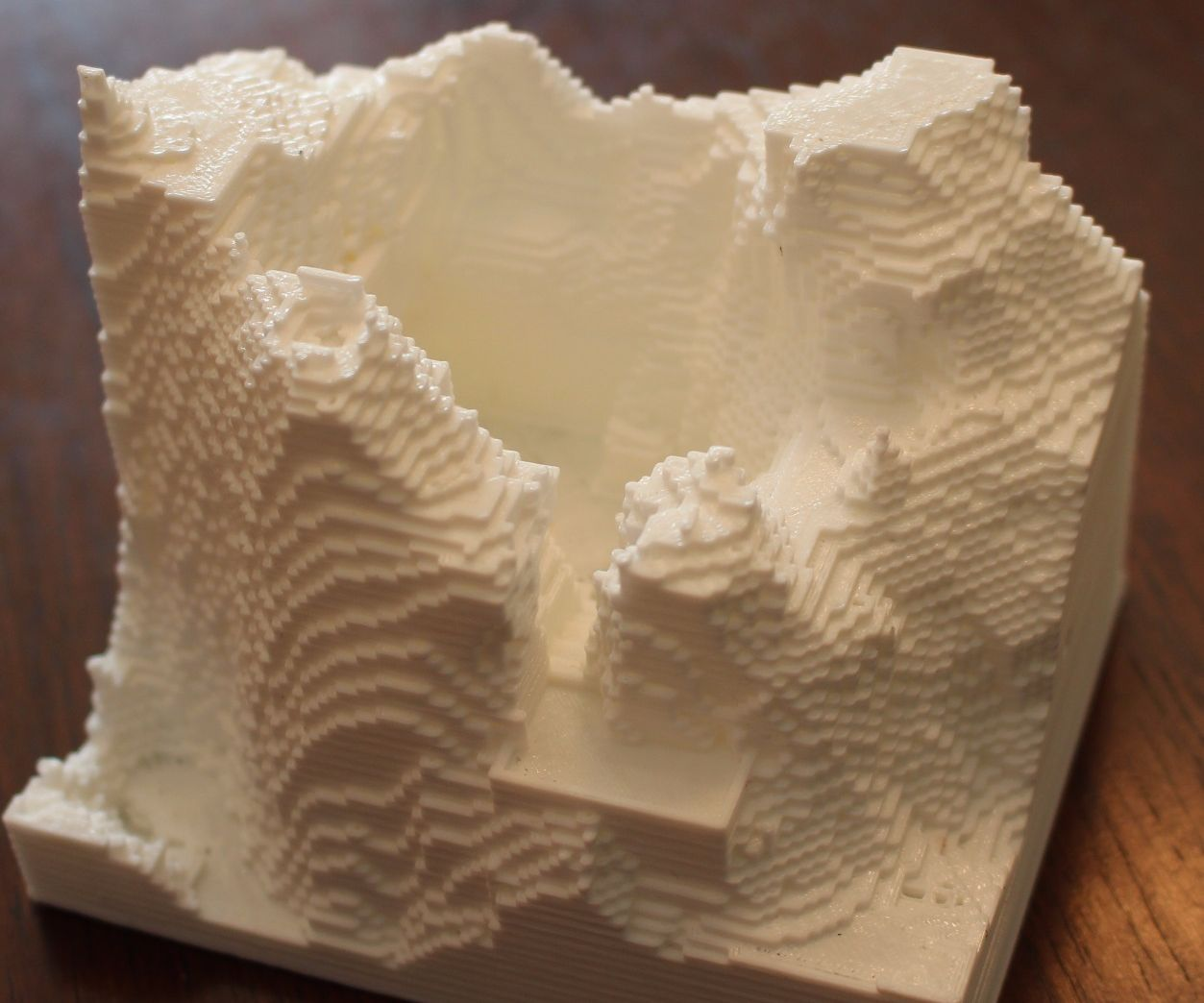 3d Print Your Minecraft World!