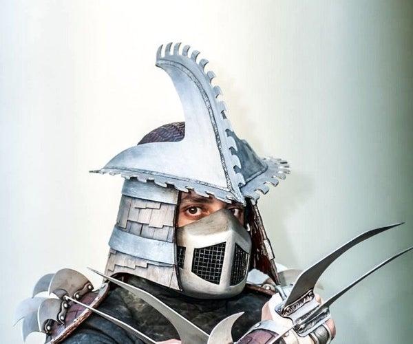 Shredder Armor
