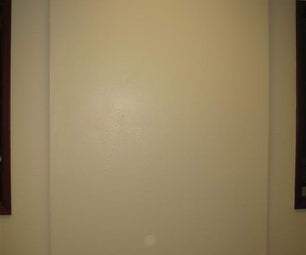 Create a False Wall to Hide a Door