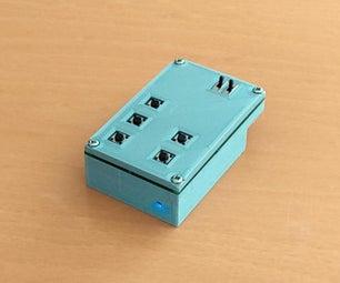Programmable Arduino Remote Control (PCB)