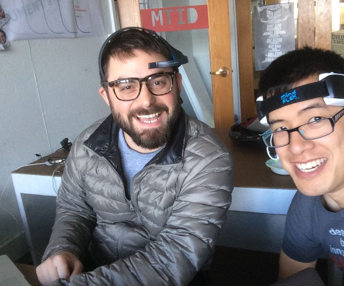 Adding Bluetooth to an EEG headset for mind-controlled projects