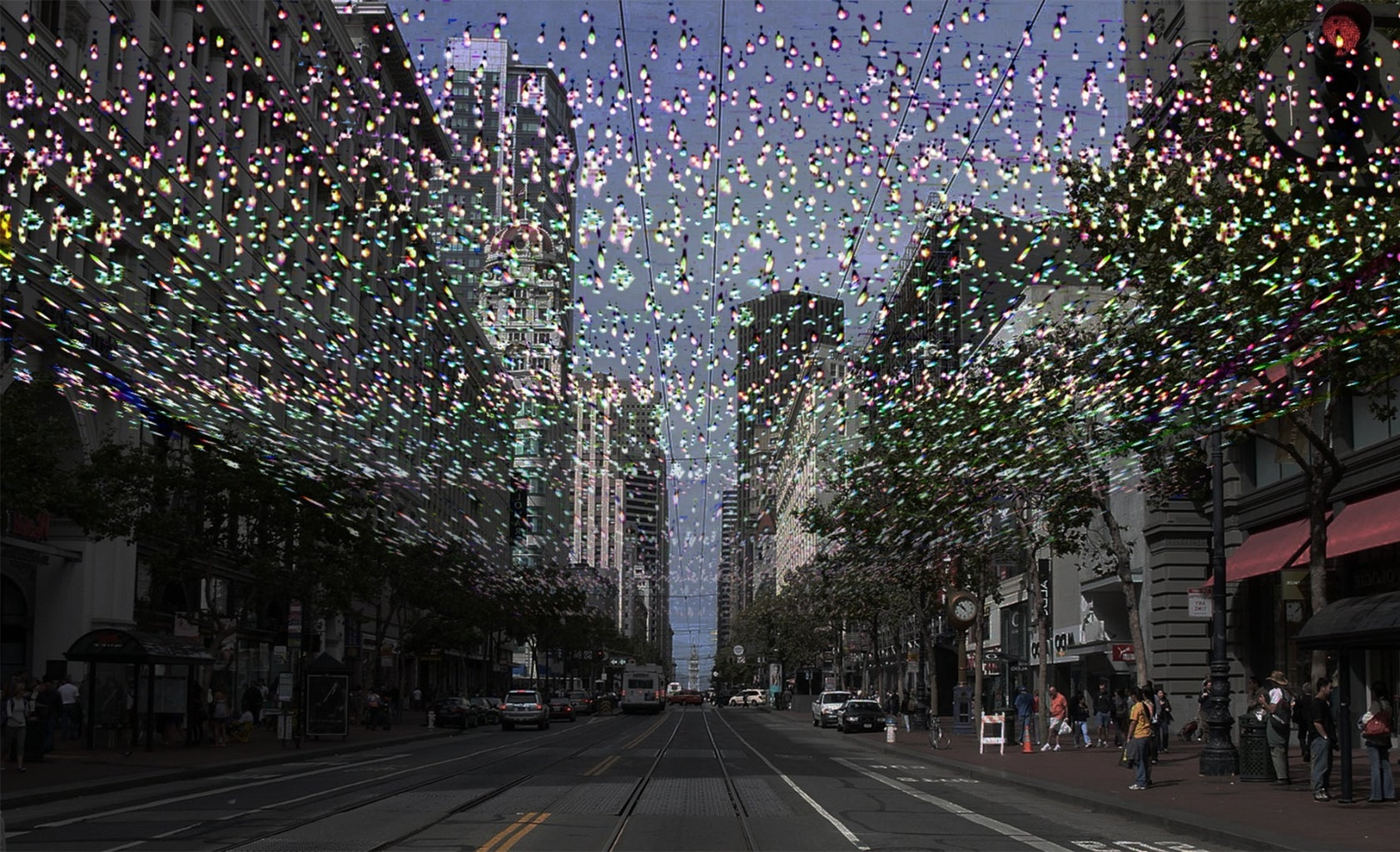 Shimmering Stars in Your Neighborhood