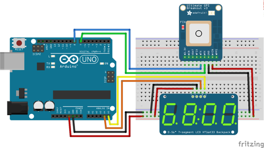 Clock Assembly and Programming