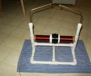 Tabletop Tesla Coil