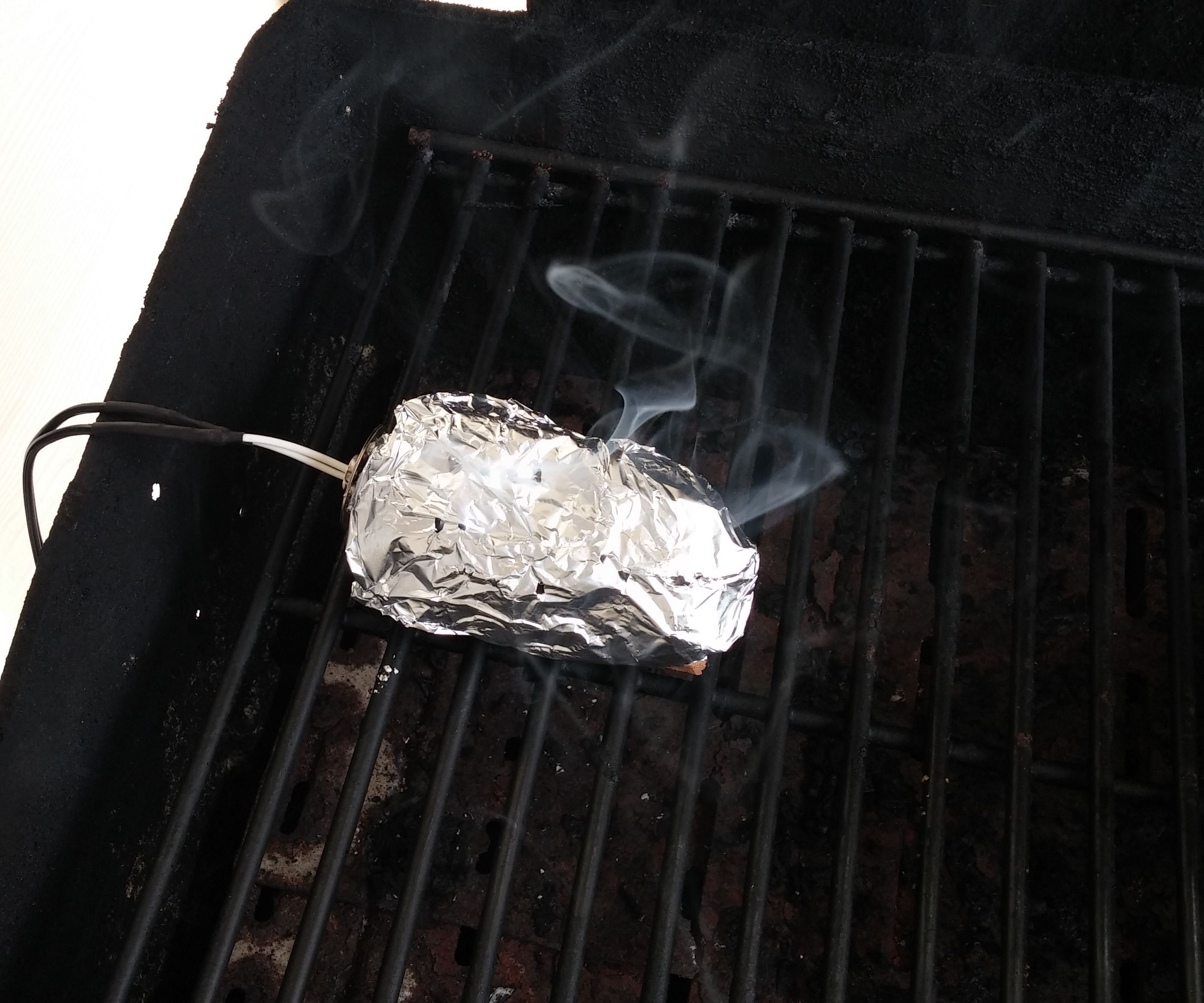 Cheap and Easy Cold Smoking
