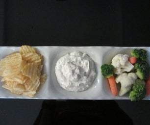 "Easy Chip Dip: ""Dilly Dip"""