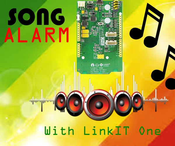 Song Alarm Clock