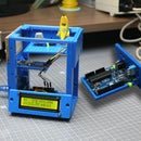 FMStation / Arduino Panel Rack System 1.0