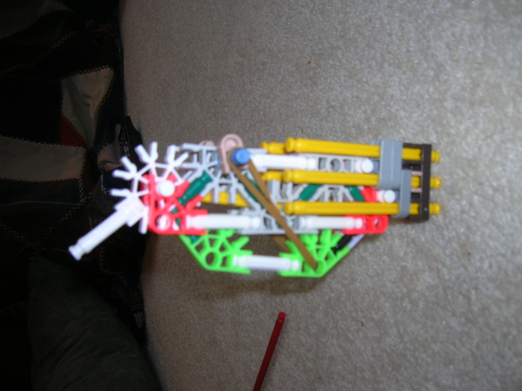 knex switchblade with holster
