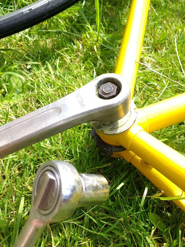 Replacing the Bottom Bracket and Cranks