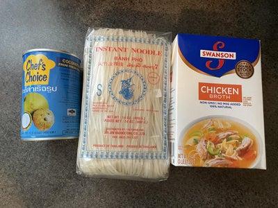 Thai Chicken Veggie Soup (with Tajin!)