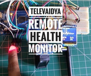 Tele Vaidya - Remote Health Monitor