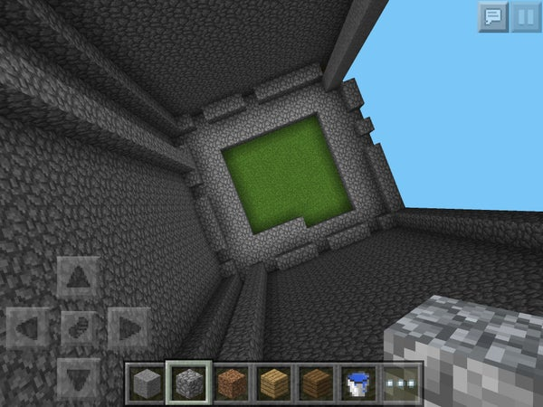 Minecraft Skyscraper CHEAT