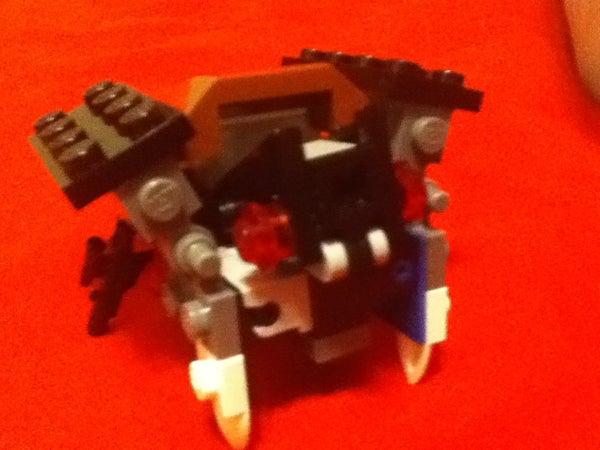 Lego Transformer: Insecticon Hardshell