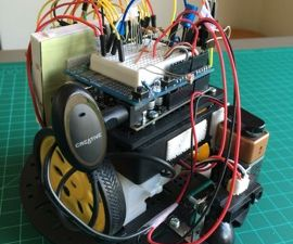 MJRoBot I - Simple Steps to Build an Autonomous Robot.