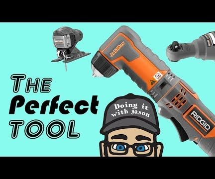 Amazing Tool for DIY-ers!!