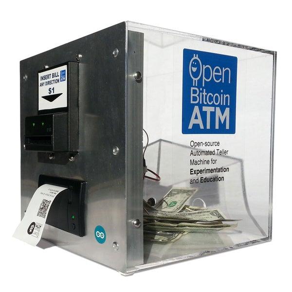 Open Bitcoin ATM