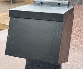 单板蝙蝠盒