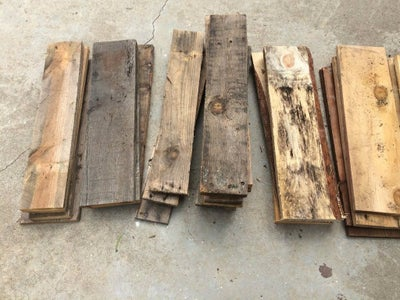 Step One: Dismantle Pallets