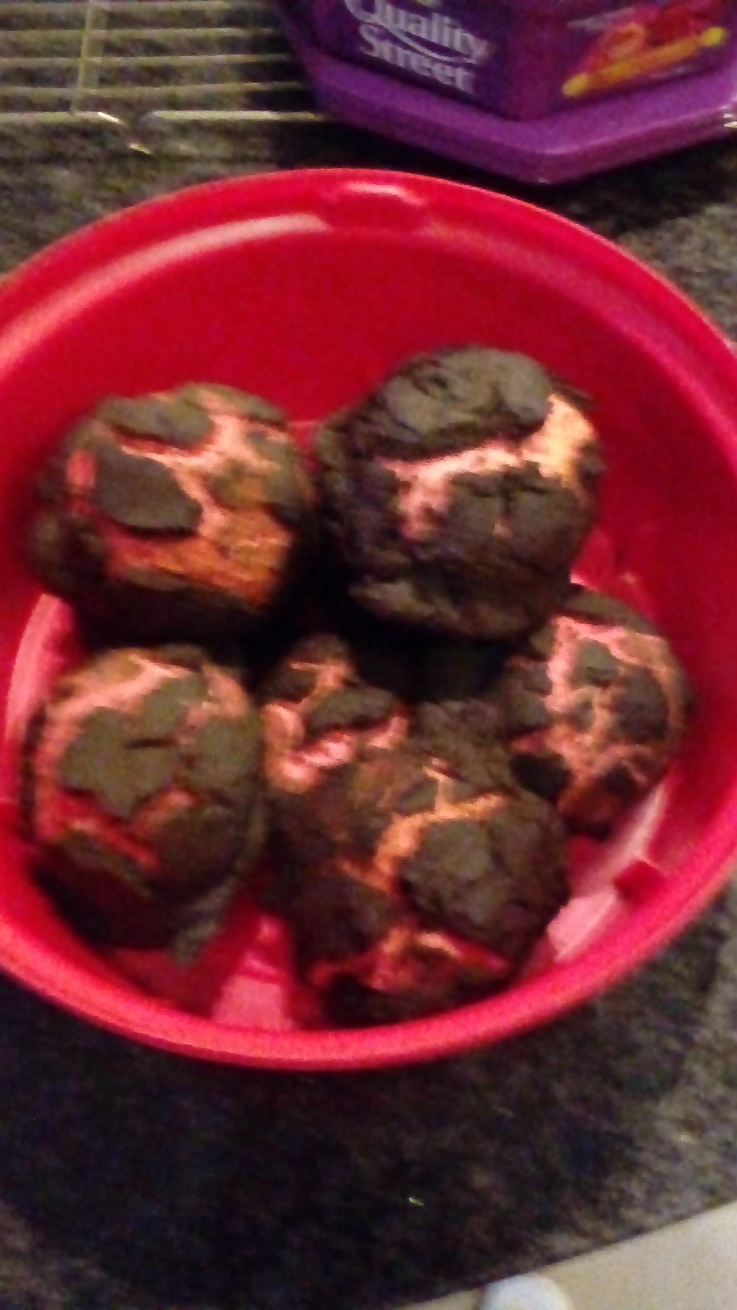 Halloween Brimstone Bread