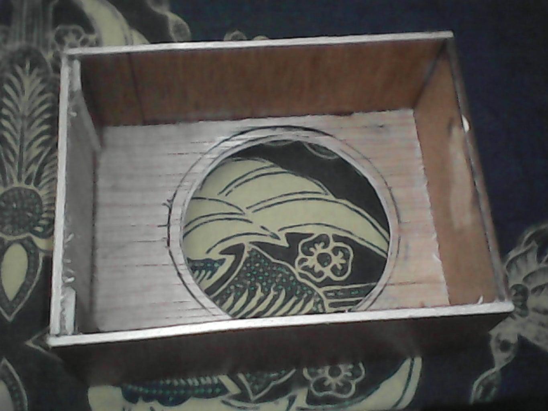 Make a Box for Holder