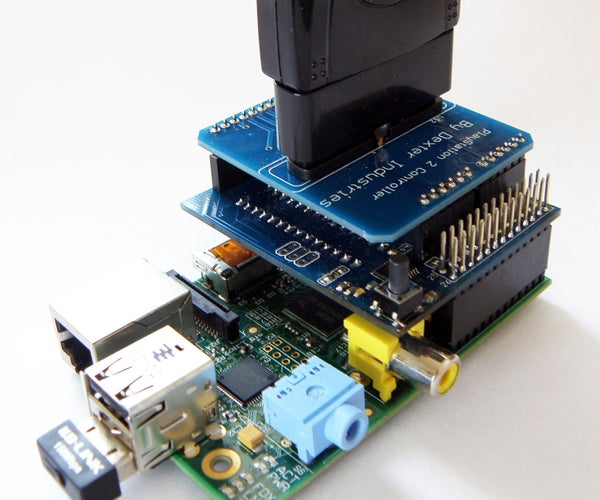 Playstation 2 Controller With Raspberry Pi