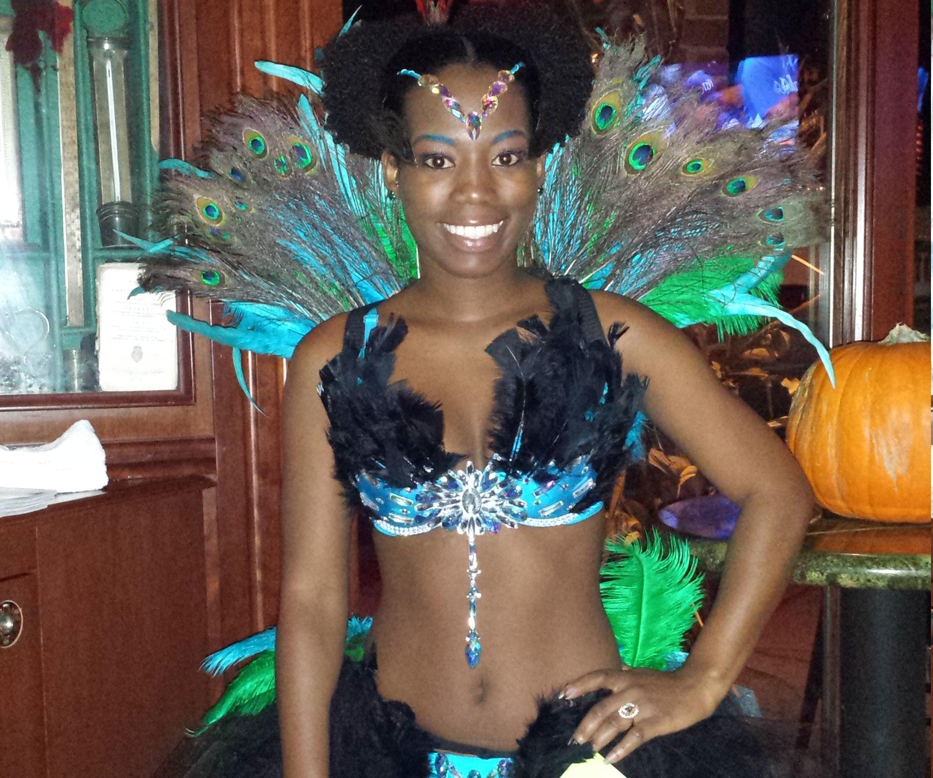 Dazzling Pretty Peacock