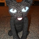 Cat from Coraline