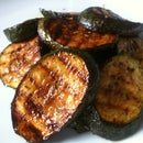 Grilled/Bbq Courgette (Zucchini)