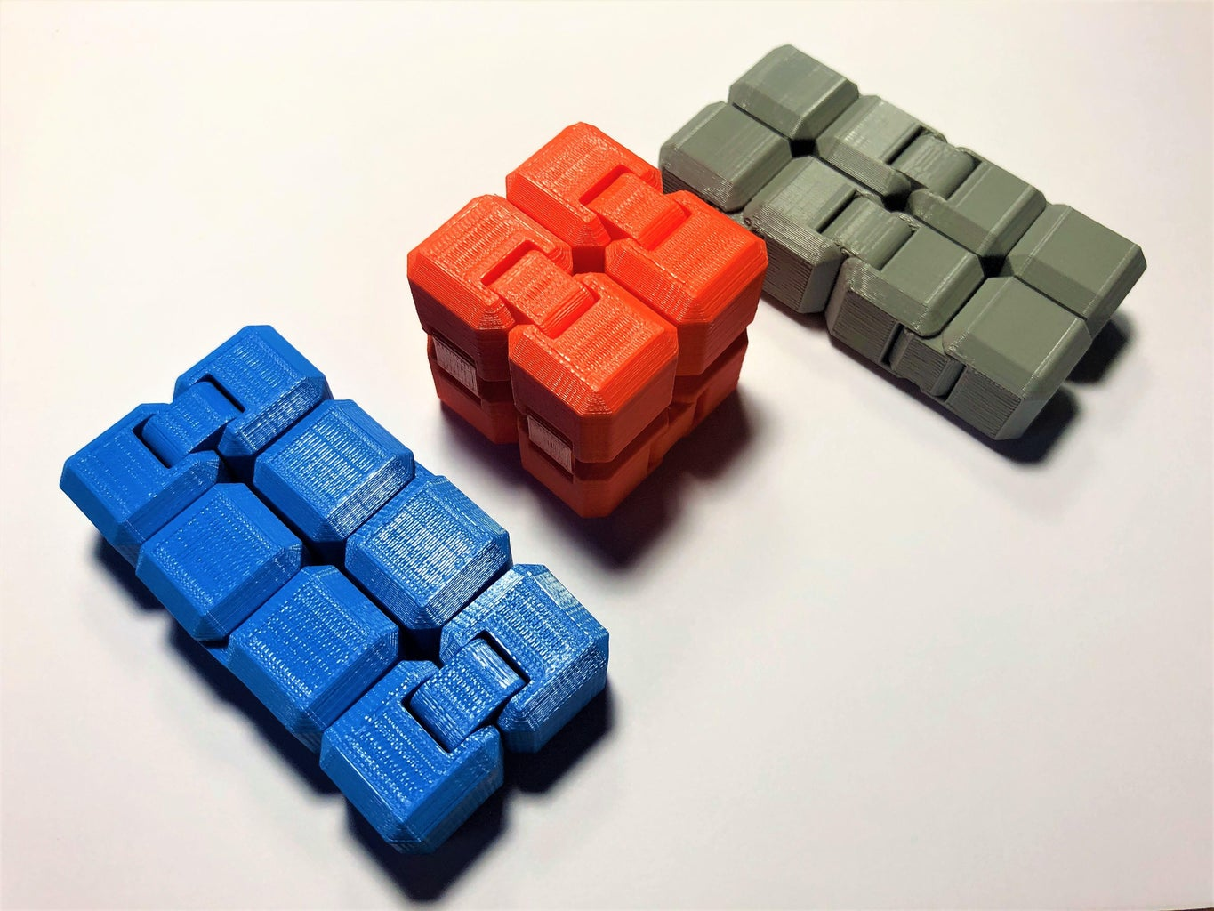 Infinity Cube in Fusion 360