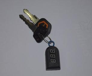 Keychain Voltmeter