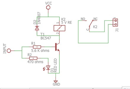 Part 3: Application 2- Control Any AC Device Using Relay Circuit