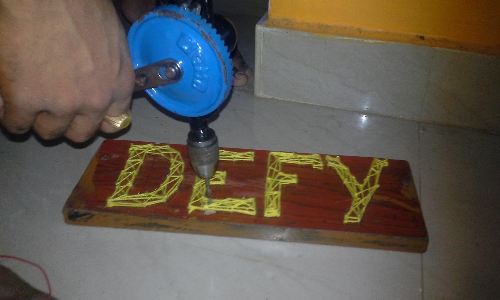 Do Wiring for Led