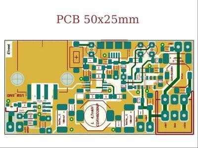 Elveet PCB