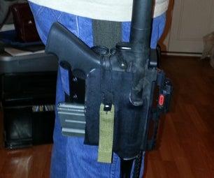 Kydex AR15 Pistol Holster