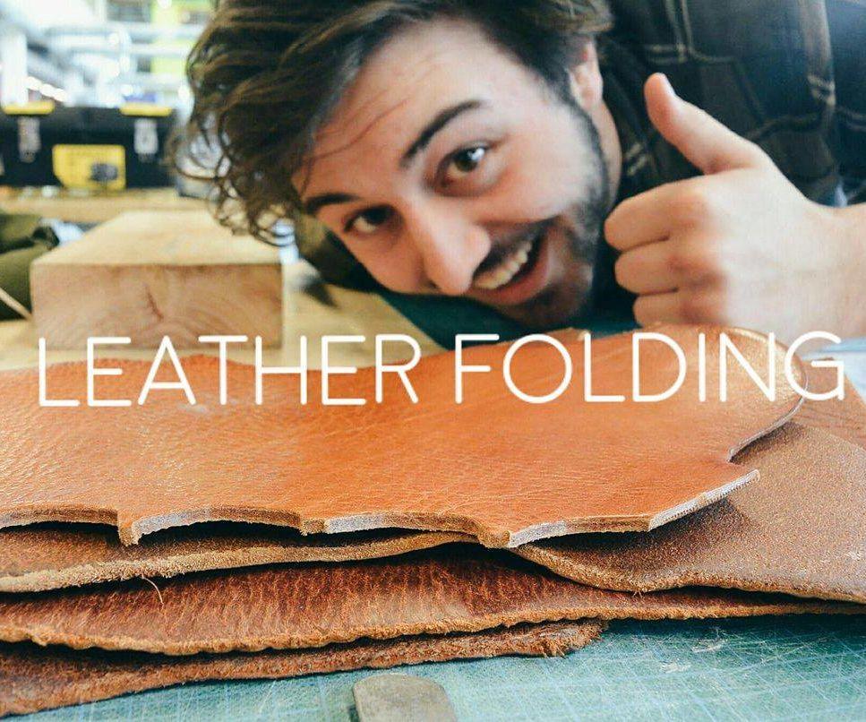 Leather Folding Techniques