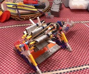 Knex Gatling Gun.