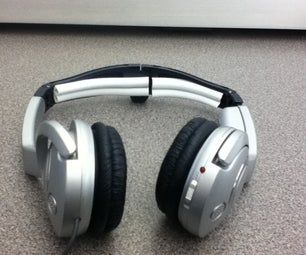 More Comfortable Headphones Hack
