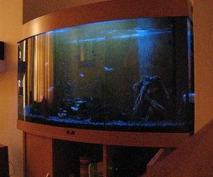 Fish Tank LED Moonlight / Moonlighting