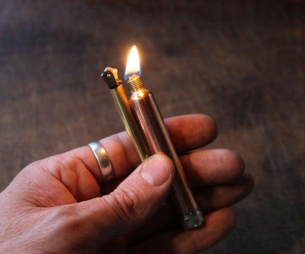 Simple Homemade Lighter