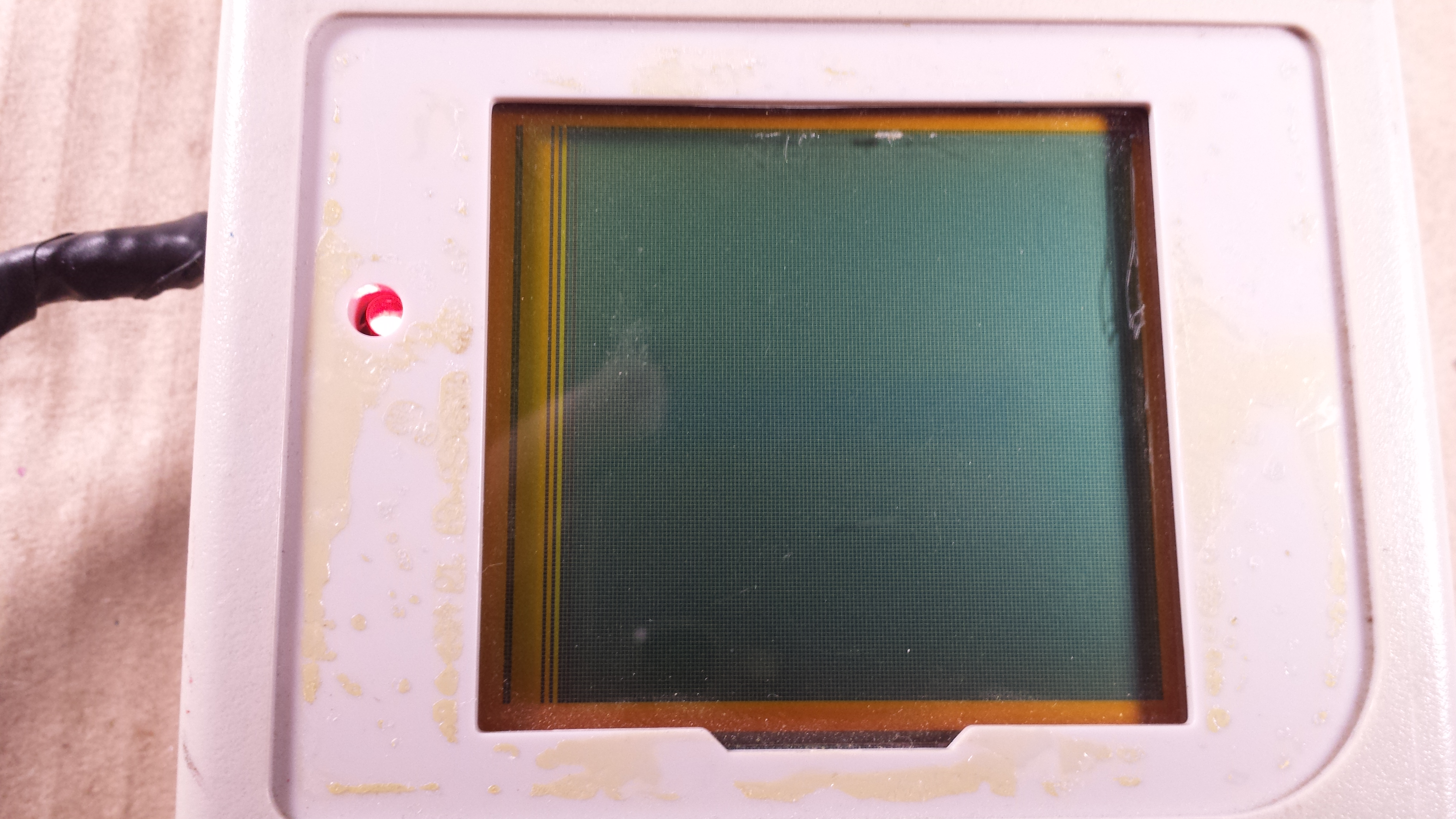 Game Boy DMG Vertical Line Repair