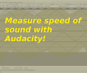 用窃听测量声音速度!